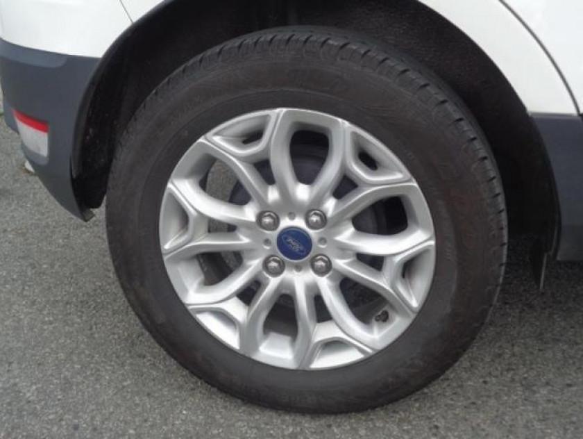 Ford Ecosport 1.0 Ecoboost 125ch Titanium - Visuel #17