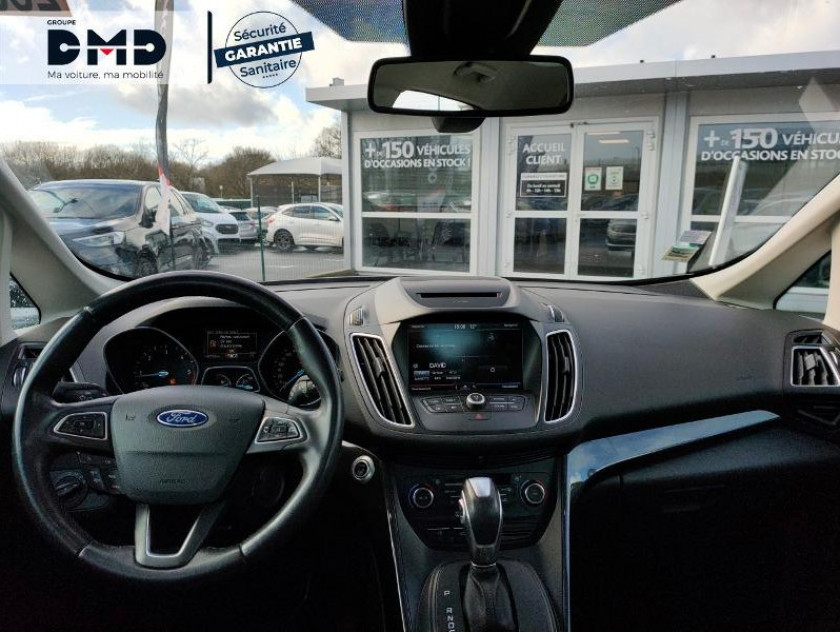Ford C-max 1.5 Tdci 120ch Stop&start Titanium Powershift - Visuel #5