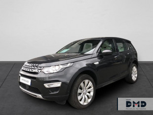 Land-rover Discovery Sport 2.0 Td4 180ch Awd Hse Luxury Bva Mark Ii 2.0 Td4 180ch Awd Hse Luxury Bva Mark Ii
