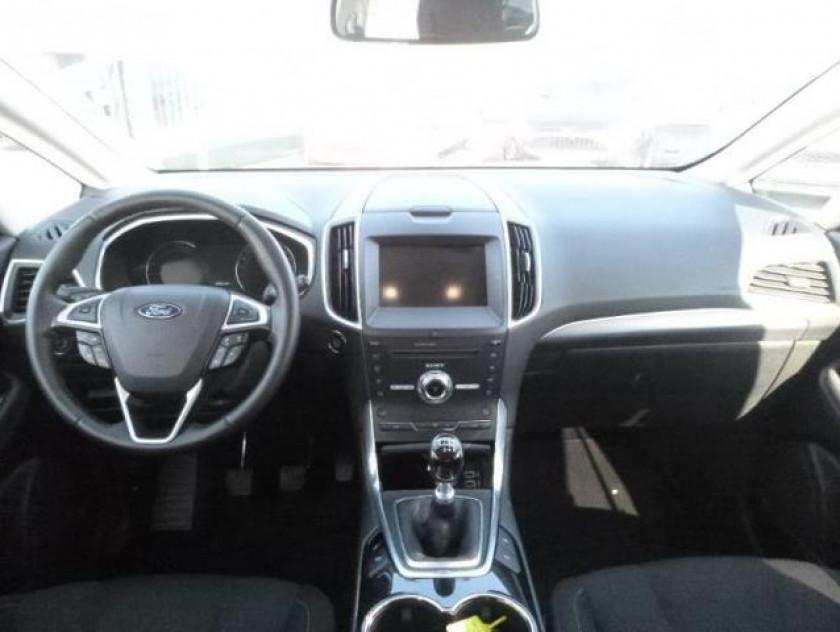 Ford S-max 2.0 Tdci 150ch Stop&start Titanium - Visuel #8