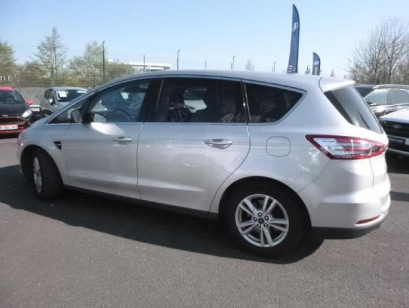 Ford S-max 2.0 Tdci 150ch Stop&start Titanium - Visuel #4