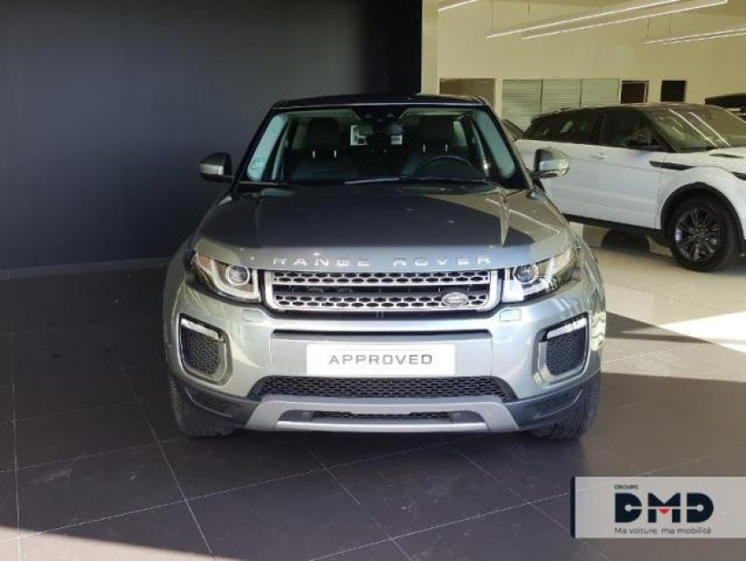 Land-rover Evoque 2.0 Ed4 150 Se 4x2 Mark V - Visuel #4