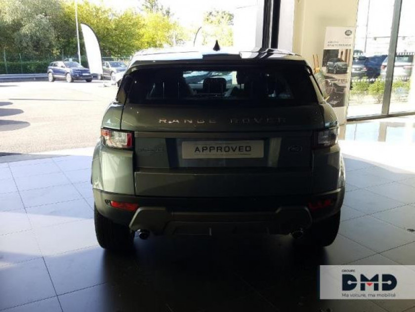 Land-rover Evoque 2.0 Ed4 150 Se 4x2 Mark V - Visuel #11