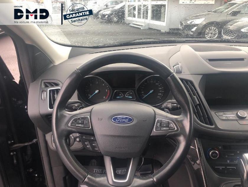 Ford Kuga 2.0 Tdci 180ch Stop&start Titanium 4x4 Powershift - Visuel #7