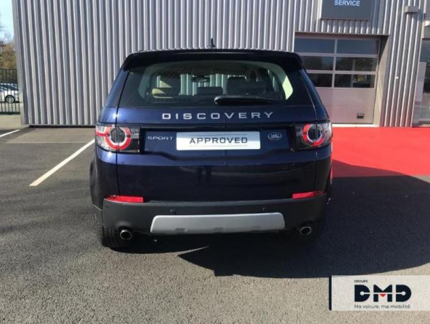 Land-rover Discovery Sport 2.0 Td4 150ch Awd Hse Bva Mark Ii - Visuel #11