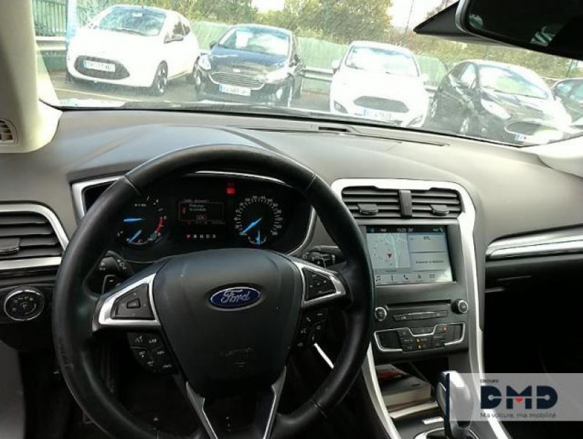 Ford Mondeo Sw 2.0 Tdci 150ch Business Nav Powershift - Visuel #5