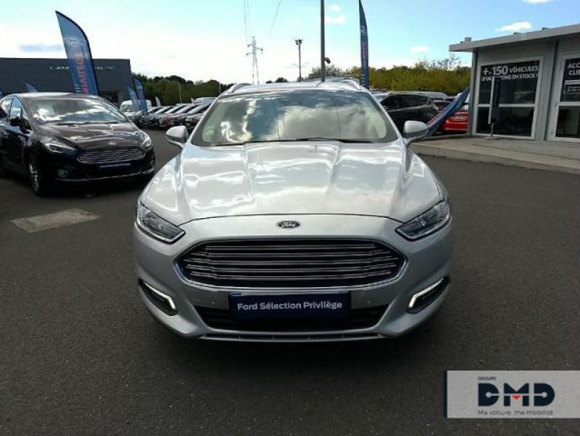 Ford Mondeo Sw 2.0 Tdci 150ch Business Nav Powershift - Visuel #4