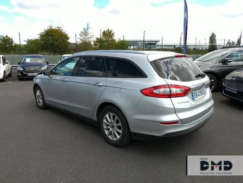Ford Mondeo Sw 2.0 Tdci 150ch Business Nav Powershift - Visuel #3
