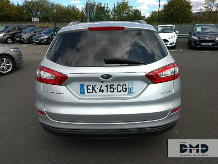 Ford Mondeo Sw 2.0 Tdci 150ch Business Nav Powershift - Visuel #11