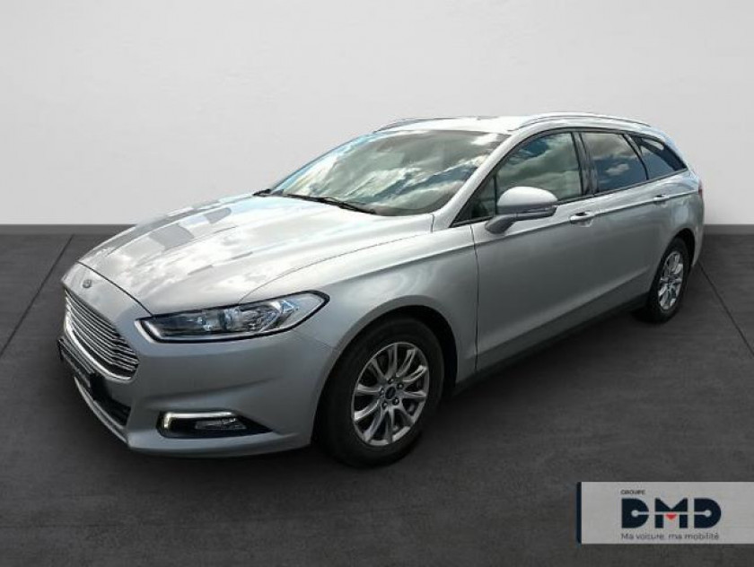 Ford Mondeo Sw 2.0 Tdci 150ch Business Nav Powershift - Visuel #1