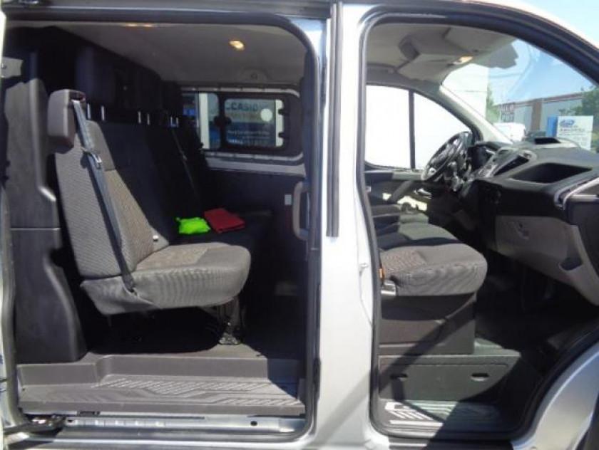 Ford Transit Custom Fg 310 L2h1 2.0 Tdci 130 Cabine Approfondie Trend Business - Visuel #5