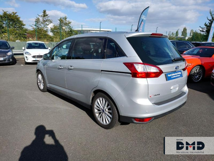 Ford Grand C-max 1.0 Ecoboost 125ch Stop&start Titanium Euro6.2 - Visuel #3