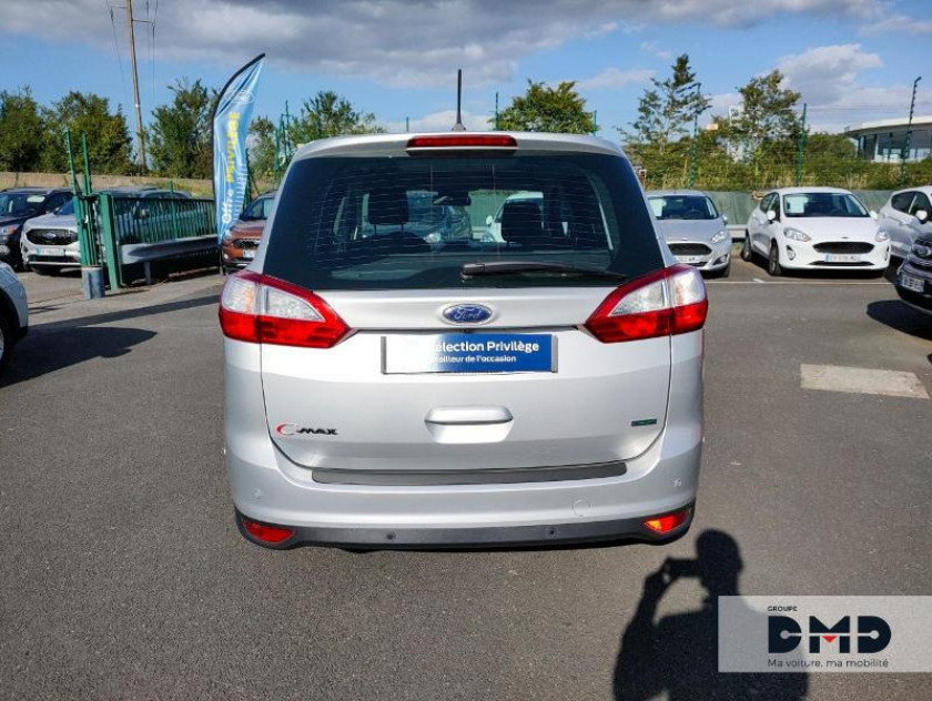 Ford Grand C-max 1.0 Ecoboost 125ch Stop&start Titanium Euro6.2 - Visuel #11