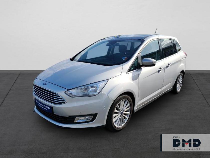 Ford Grand C-max 1.0 Ecoboost 125ch Stop&start Titanium Euro6.2 - Visuel #1
