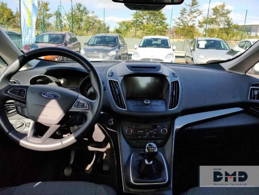 Ford Grand C-max 1.0 Ecoboost 125ch Stop&start Titanium Euro6.2 - Visuel #5