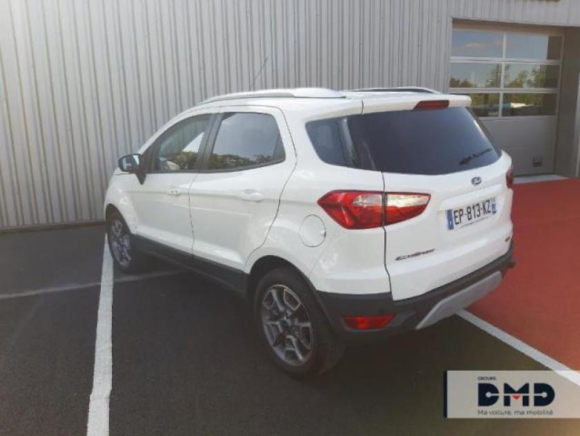 Ford Ecosport 1.0 Ecoboost 140ch Titanium - Visuel #3