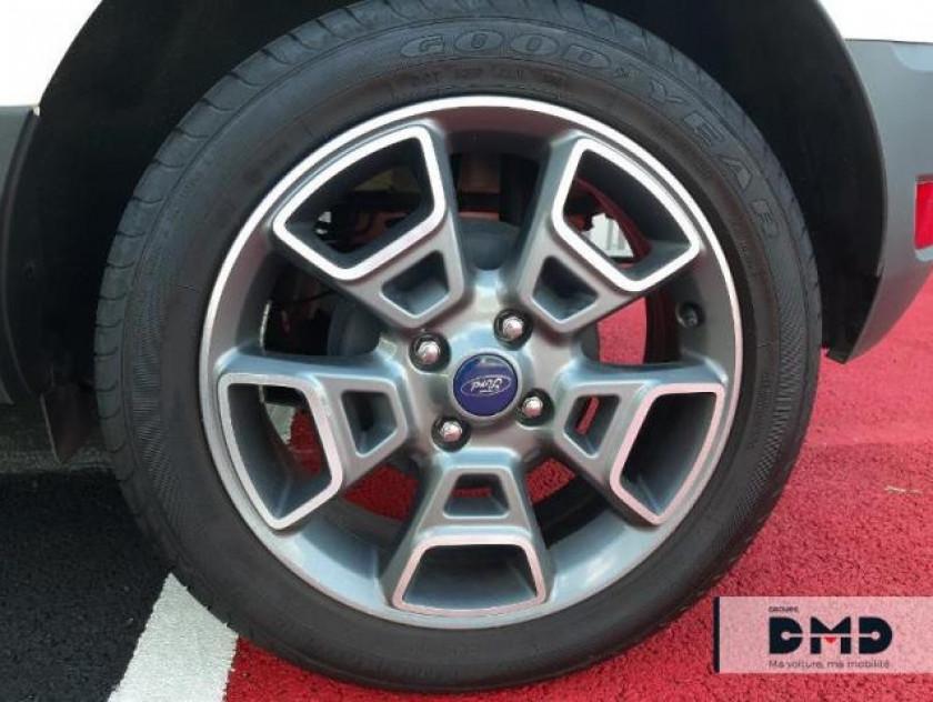 Ford Ecosport 1.0 Ecoboost 140ch Titanium - Visuel #13