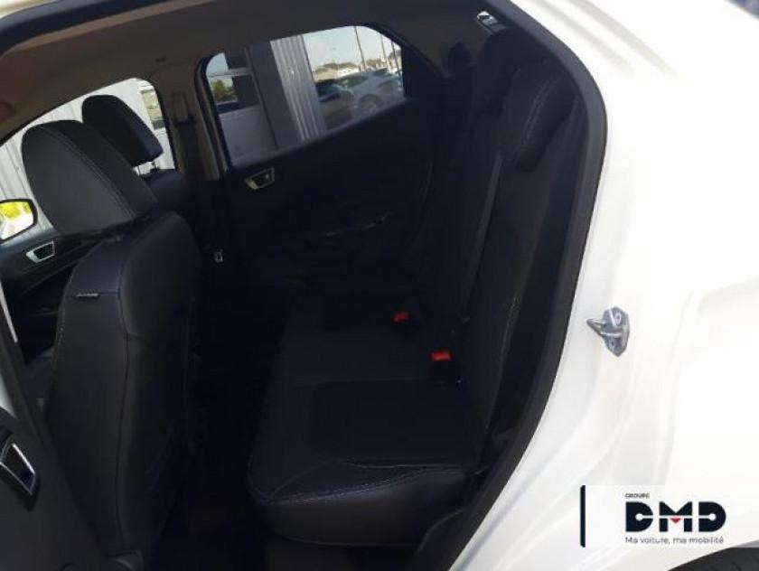 Ford Ecosport 1.0 Ecoboost 140ch Titanium - Visuel #10