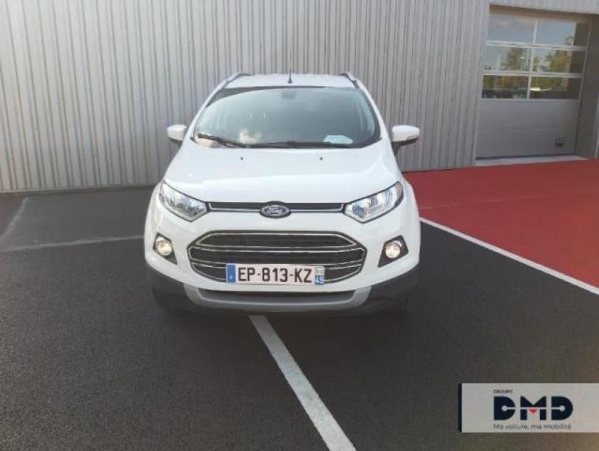 Ford Ecosport 1.0 Ecoboost 140ch Titanium - Visuel #4