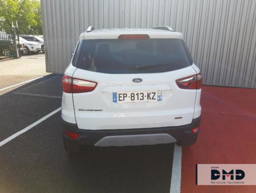 Ford Ecosport 1.0 Ecoboost 140ch Titanium - Visuel #11
