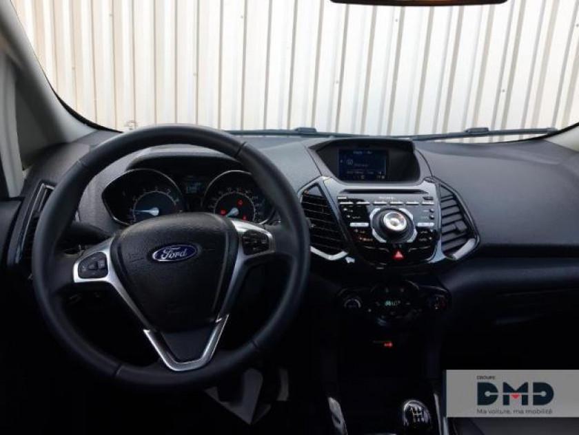 Ford Ecosport 1.0 Ecoboost 140ch Titanium - Visuel #5