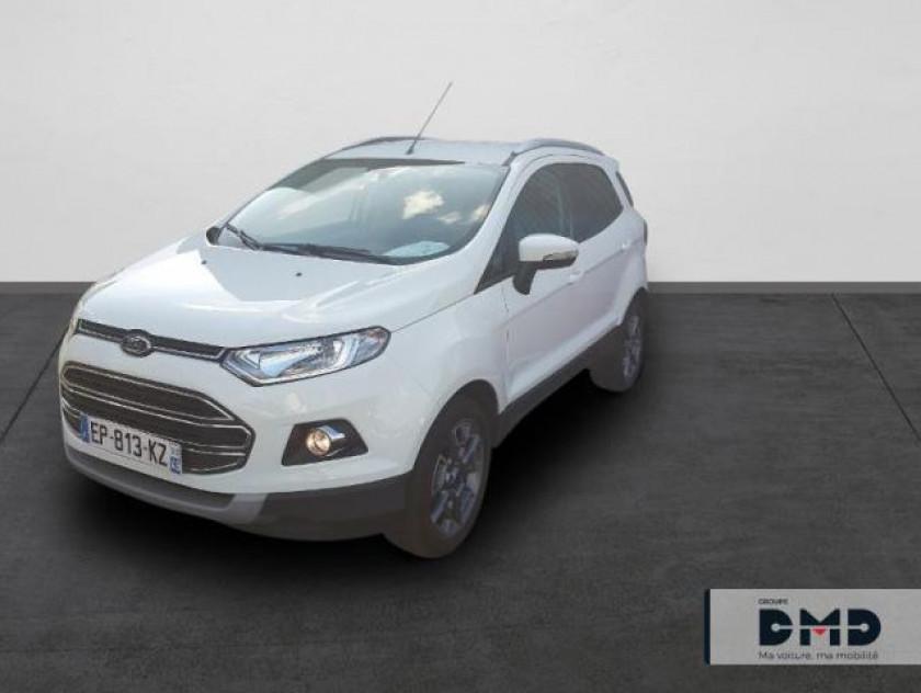 Ford Ecosport 1.0 Ecoboost 140ch Titanium - Visuel #1