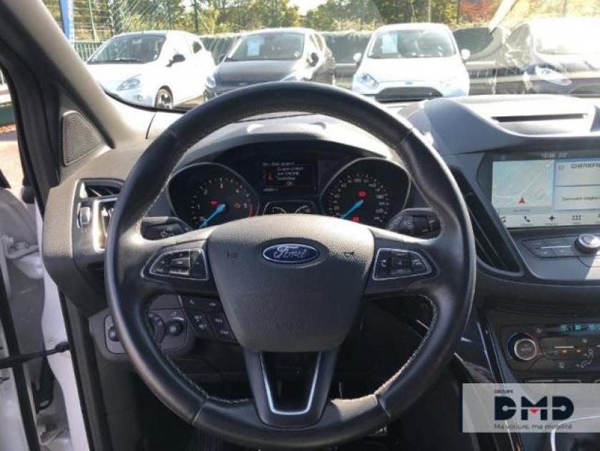 Ford Kuga 2.0 Tdci 150ch Stop&start St-line 4x2 - Visuel #7