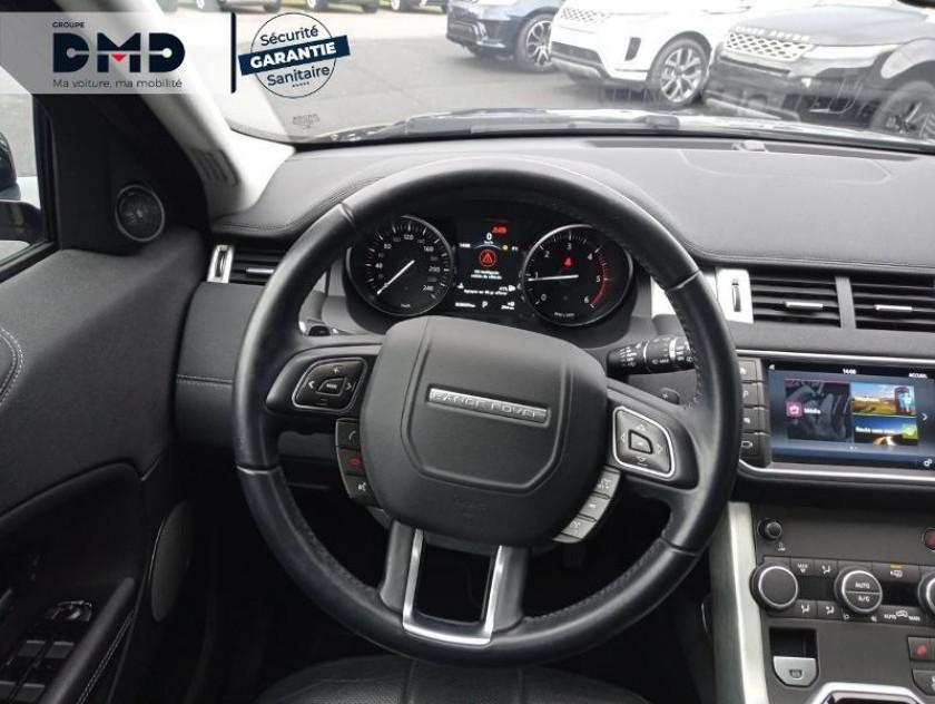 Land Rover Evoque 2.0 Td4 150 Se Dynamic Bva Mark Iv - Visuel #7