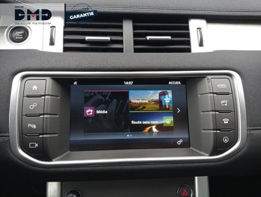 Land Rover Evoque 2.0 Td4 150 Se Dynamic Bva Mark Iv - Visuel #6