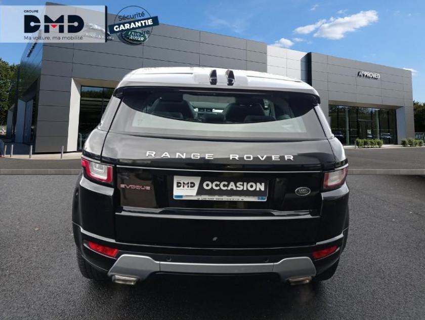 Land Rover Evoque 2.0 Td4 150 Se Dynamic Bva Mark Iv - Visuel #11