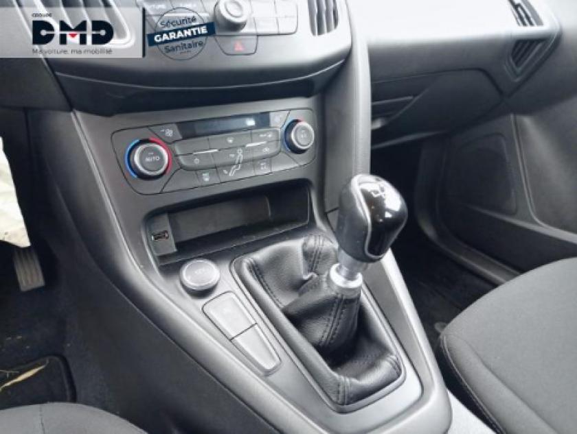 Ford Focus 1.5 Tdci 105ch Econetic Stop&start Business Nav - Visuel #8