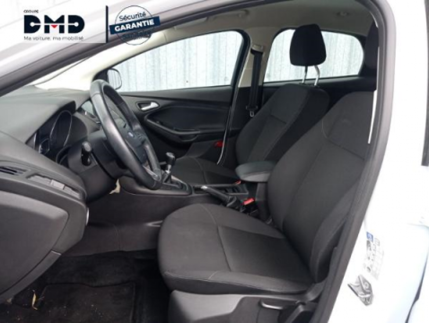 Ford Focus 1.5 Tdci 105ch Econetic Stop&start Business Nav - Visuel #9