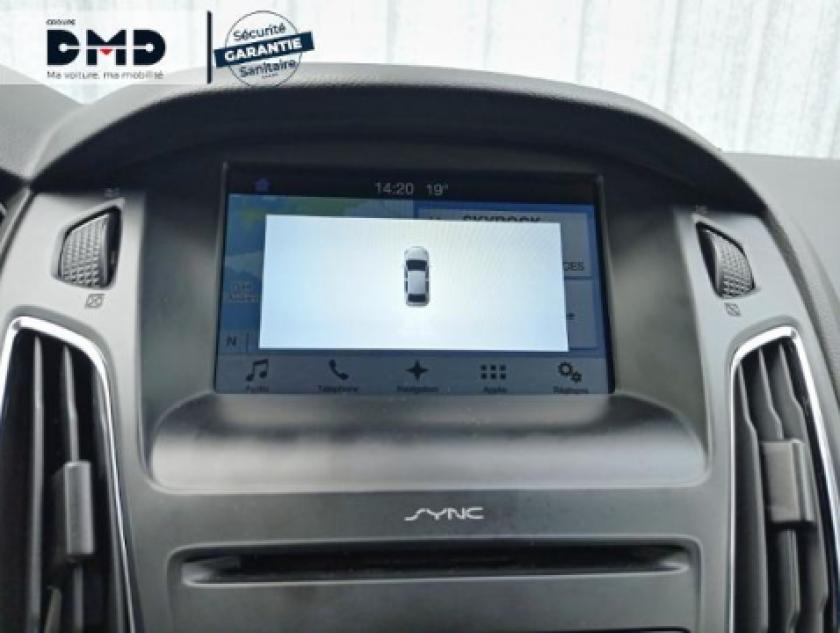 Ford Focus 1.5 Tdci 105ch Econetic Stop&start Business Nav - Visuel #16