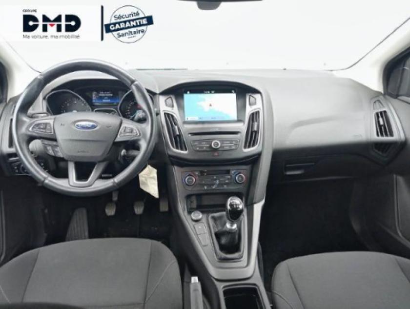 Ford Focus 1.5 Tdci 105ch Econetic Stop&start Business Nav - Visuel #5
