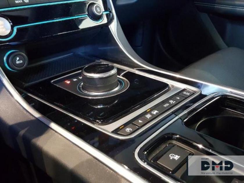 Jaguar Xf V6 3.0 D 300ch Business Sport Bva - Visuel #8