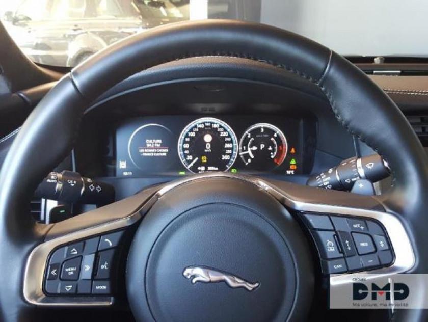 Jaguar Xf V6 3.0 D 300ch Business Sport Bva - Visuel #7