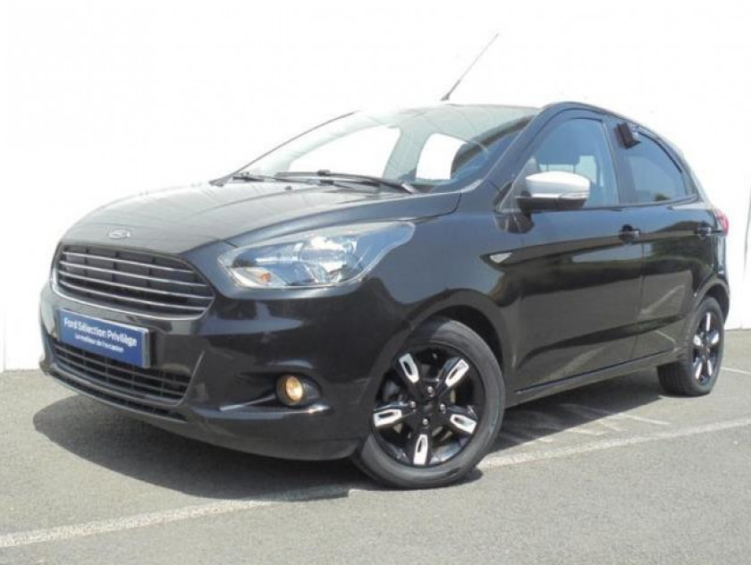 Ford Ka+ 1.2 Ti-vct 85ch Black Edition - Visuel #15