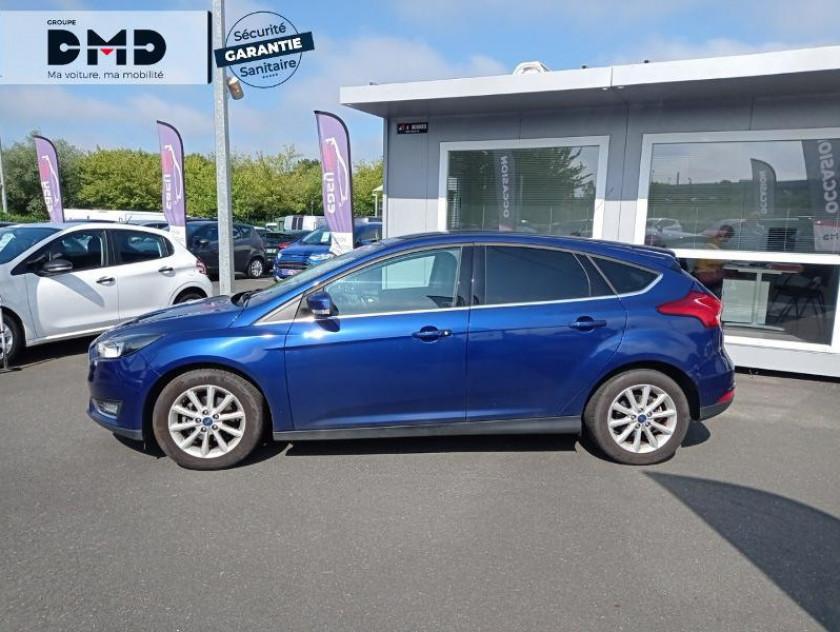 Ford Focus 1.0 Ecoboost 125ch Stop&start Titanium Bva6 - Visuel #2