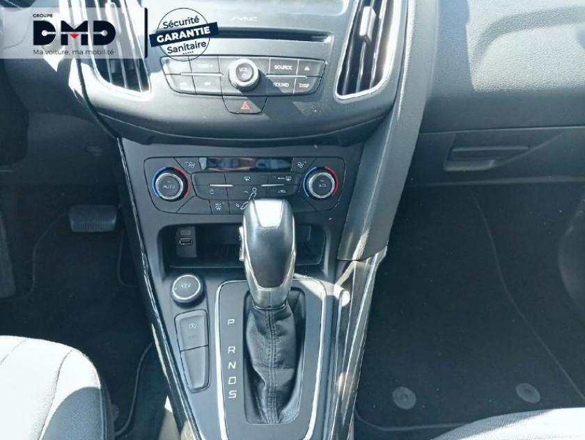 Ford Focus 1.0 Ecoboost 125ch Stop&start Titanium Bva6 - Visuel #8