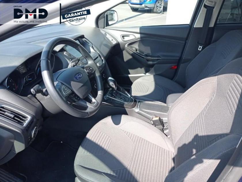 Ford Focus 1.0 Ecoboost 125ch Stop&start Titanium Bva6 - Visuel #9