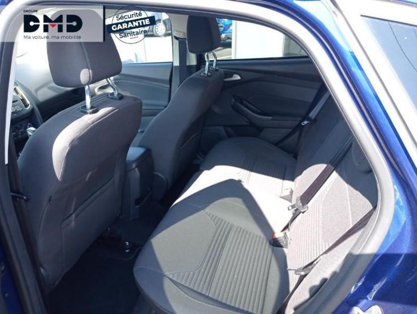 Ford Focus 1.0 Ecoboost 125ch Stop&start Titanium Bva6 - Visuel #10