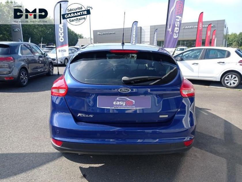 Ford Focus 1.0 Ecoboost 125ch Stop&start Titanium Bva6 - Visuel #11