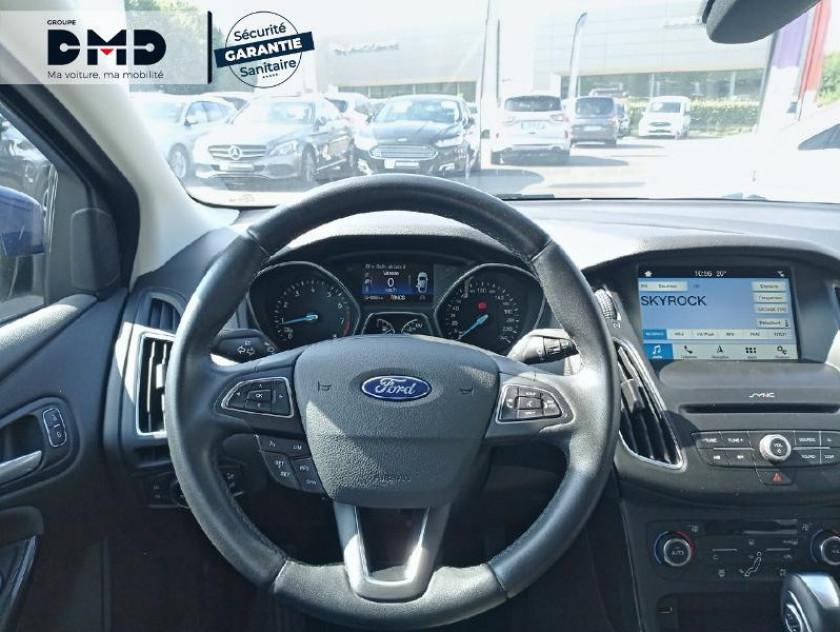 Ford Focus 1.0 Ecoboost 125ch Stop&start Titanium Bva6 - Visuel #7