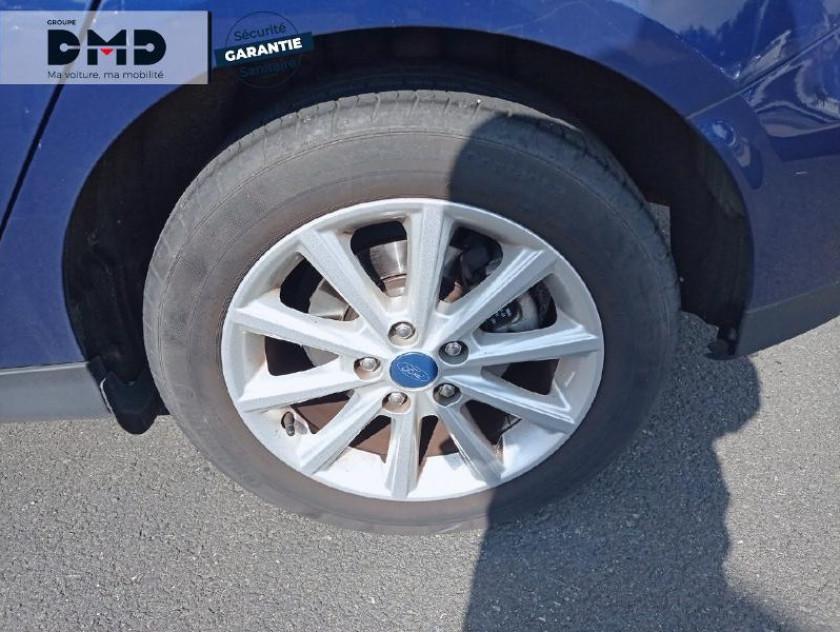 Ford Focus 1.0 Ecoboost 125ch Stop&start Titanium Bva6 - Visuel #13