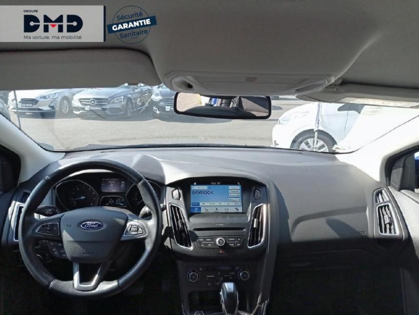 Ford Focus 1.0 Ecoboost 125ch Stop&start Titanium Bva6 - Visuel #5