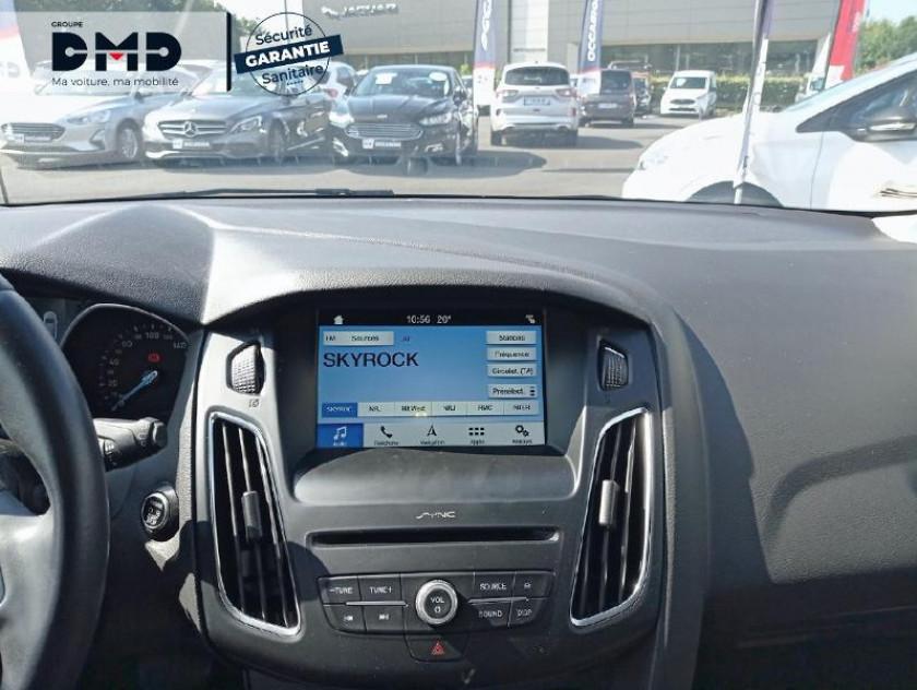 Ford Focus 1.0 Ecoboost 125ch Stop&start Titanium Bva6 - Visuel #6