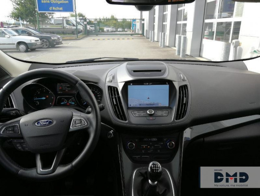 Ford Kuga 1.5 Tdci 120ch Stop&start Titanium 4x2 - Visuel #6