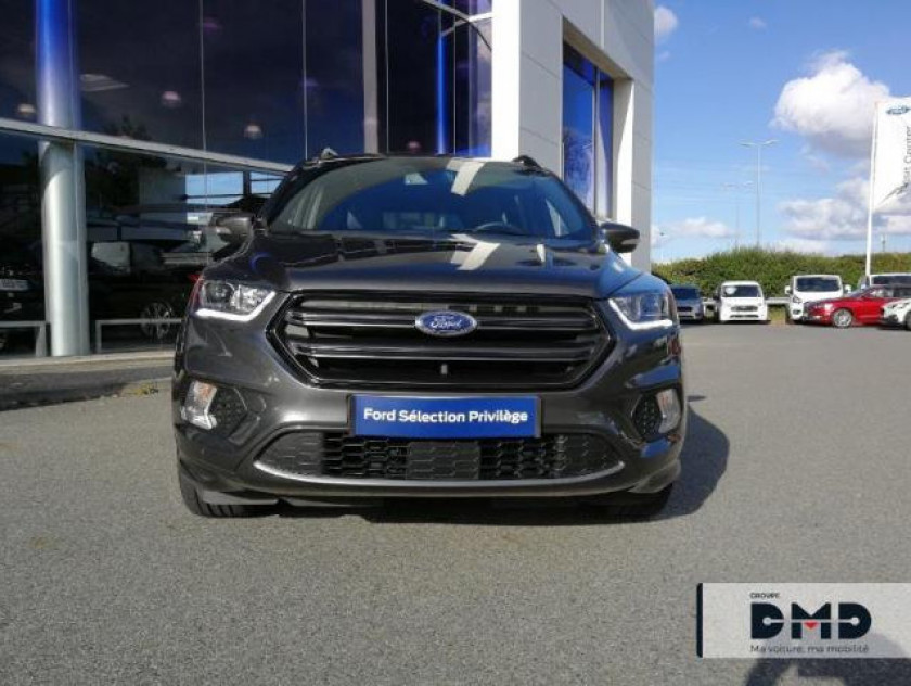Ford Kuga 1.5 Tdci 120ch Stop&start St-line 4x2 Powershift - Visuel #4