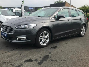 Ford Mondeo Sw 2.0 Tdci 150ch Titanium Powershift