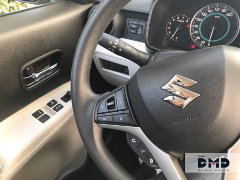 Suzuki Ignis 1.2 Dualjet 90ch Privilège - Visuel #11